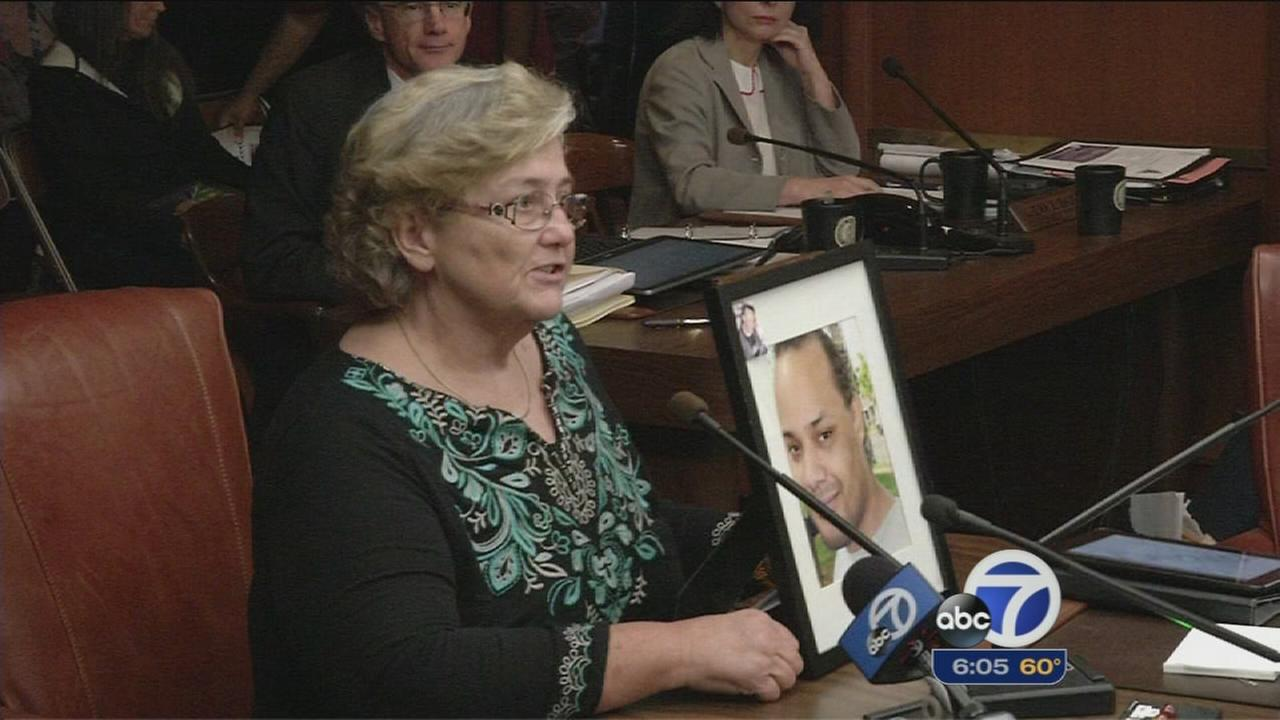 Families urging officials to install suicide prevention barrier