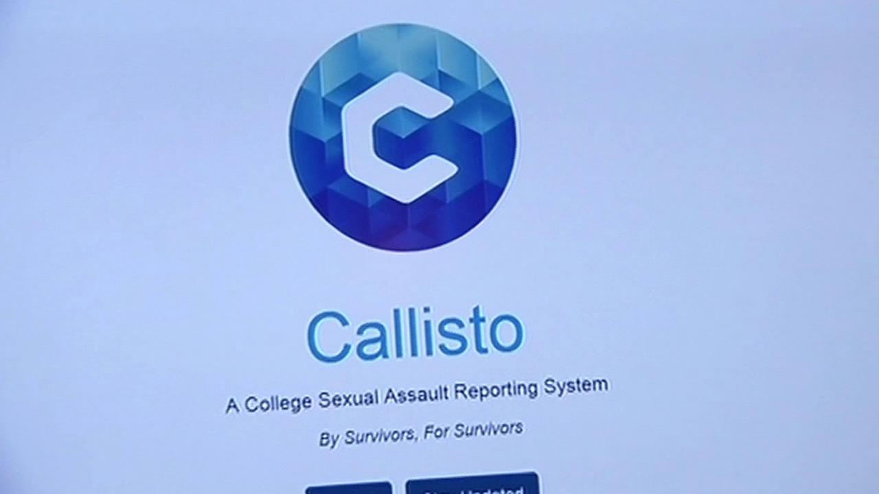 Callisto online sexual assault reporting system