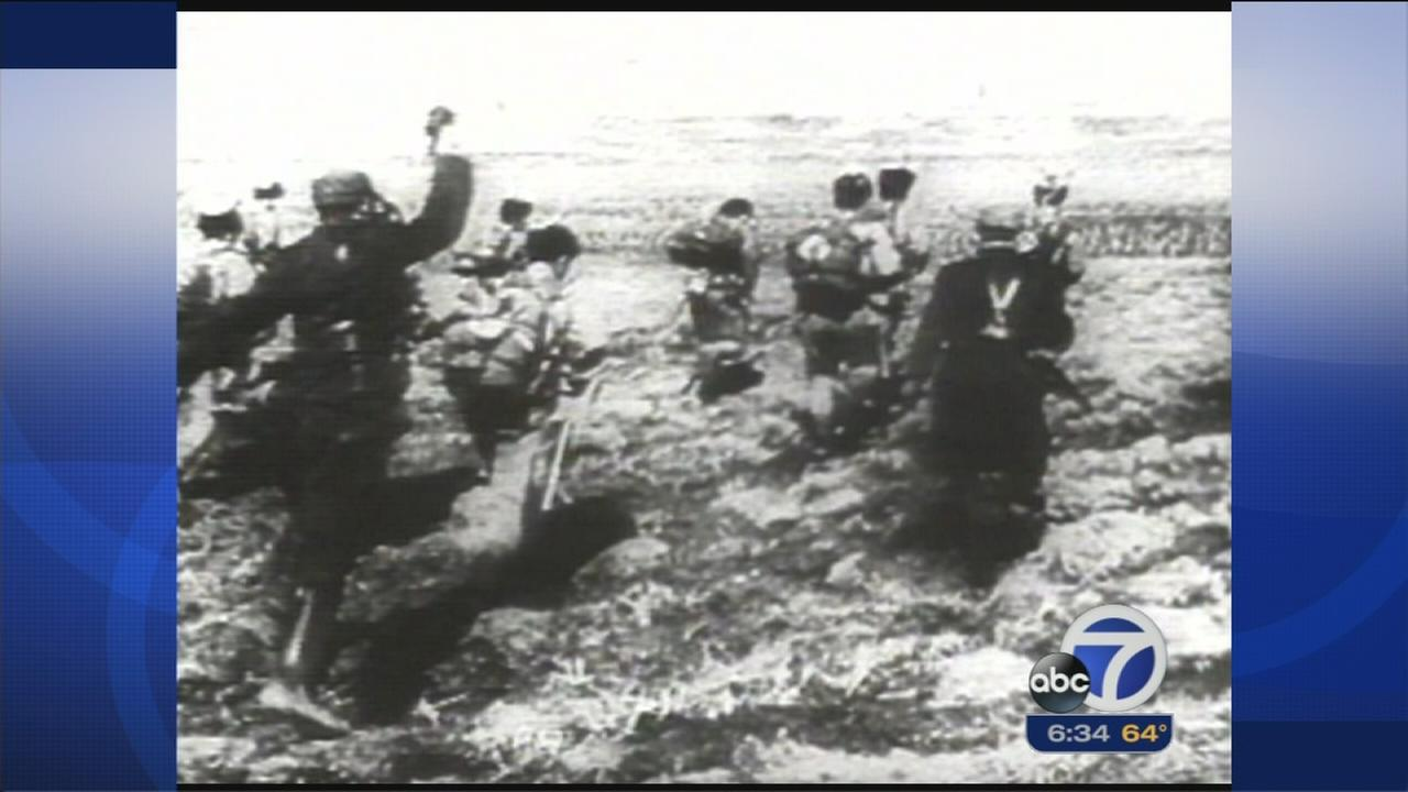 Korean War vet wishes to see memorial in Presidio
