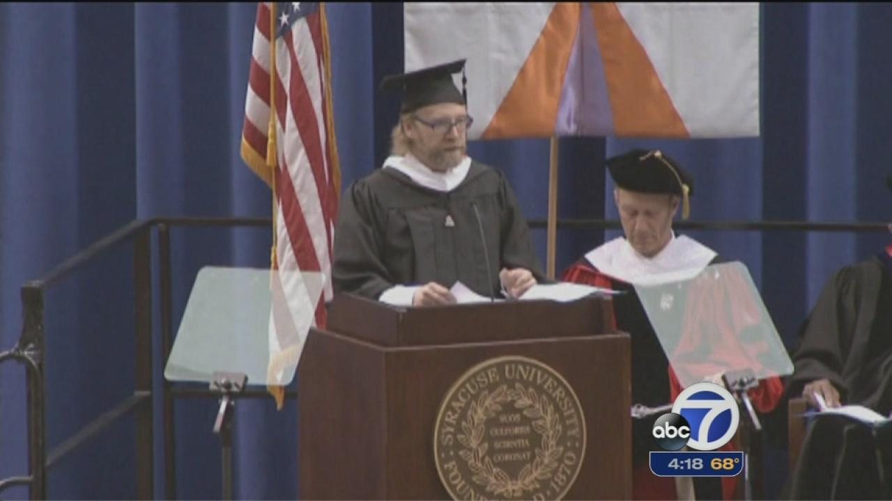 Kindness making a comeback with viral graduation speech