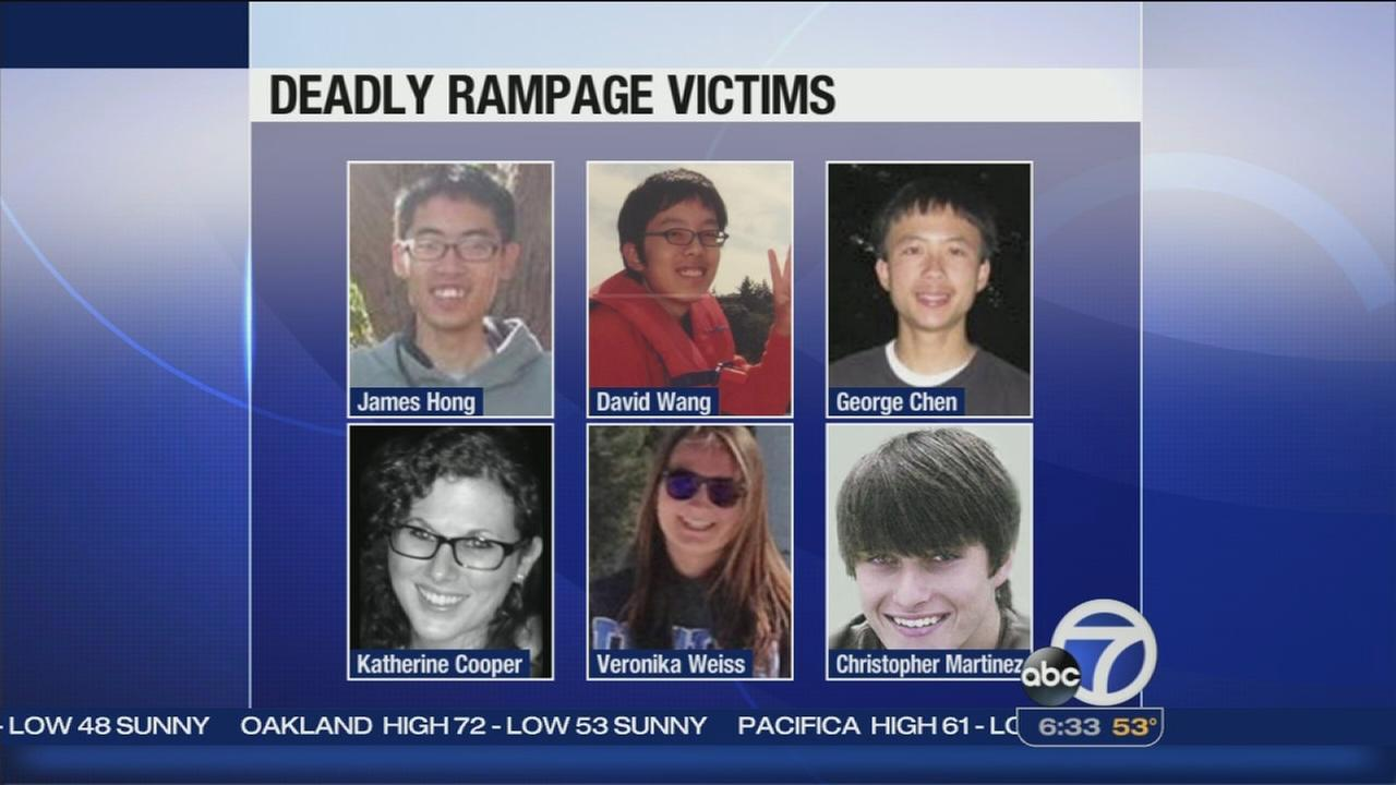 Memorial planned to honor Isla Vista victims