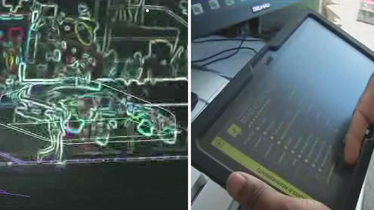 NASCAR technology