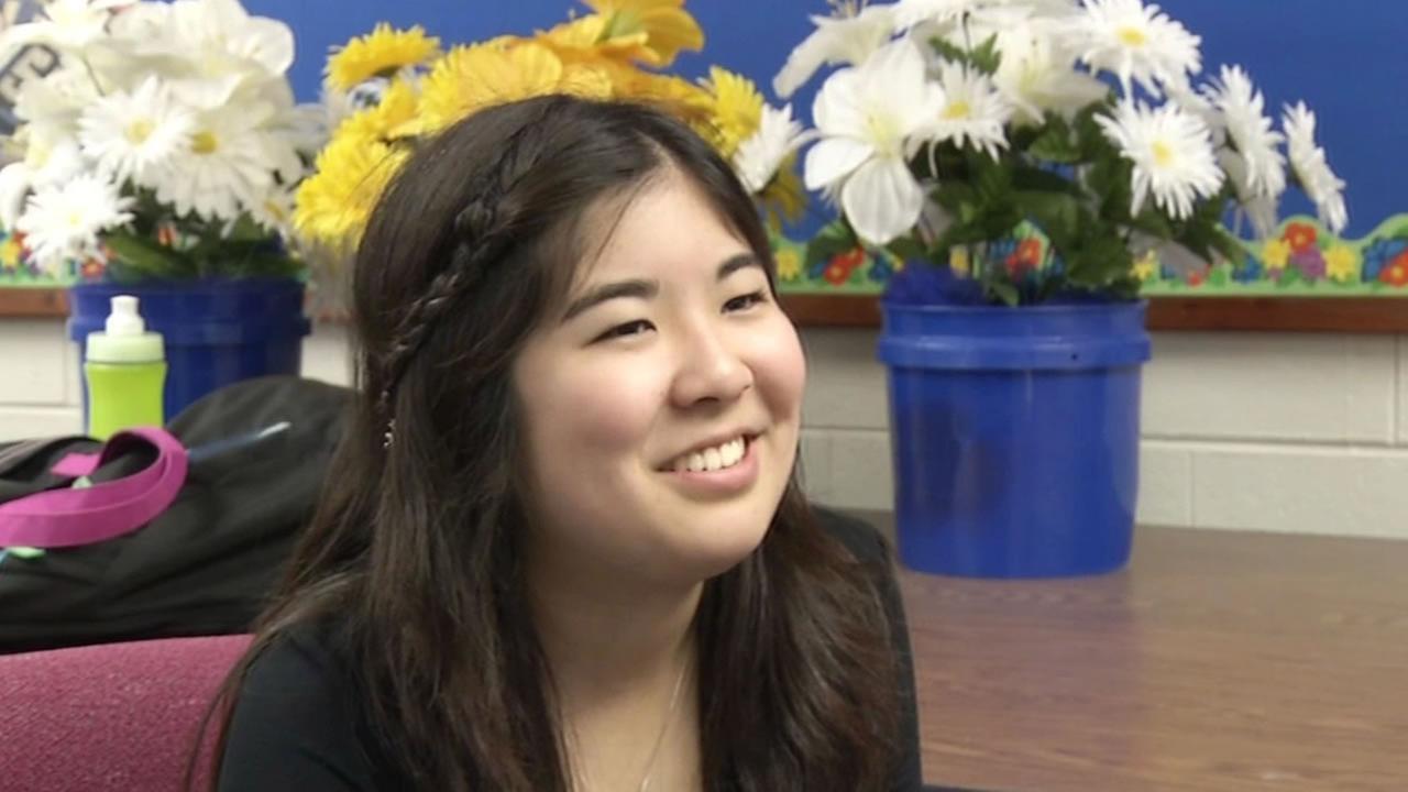ABC7 Star Scholar Kelsey Ichikawa