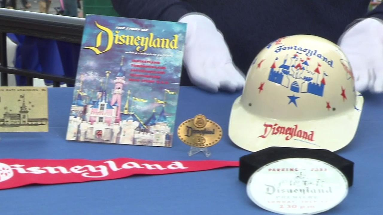 Blast from the past!  The Disneyland Resort celebrates their 60th Anniversary with a stroll down memory lane.