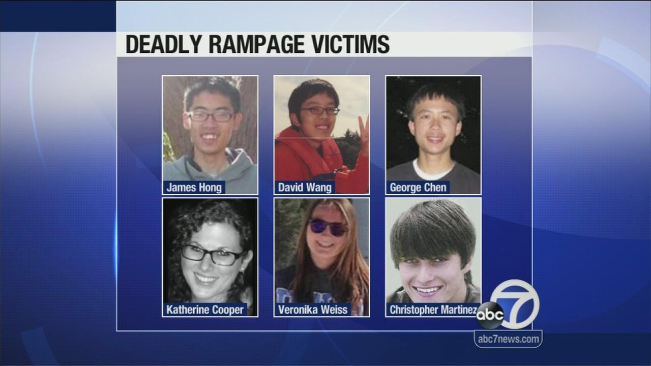 Vigil for shooting victims to be held at UC Berkeley