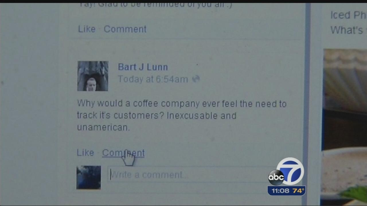 Popular coffee chain to stop using tracking technology