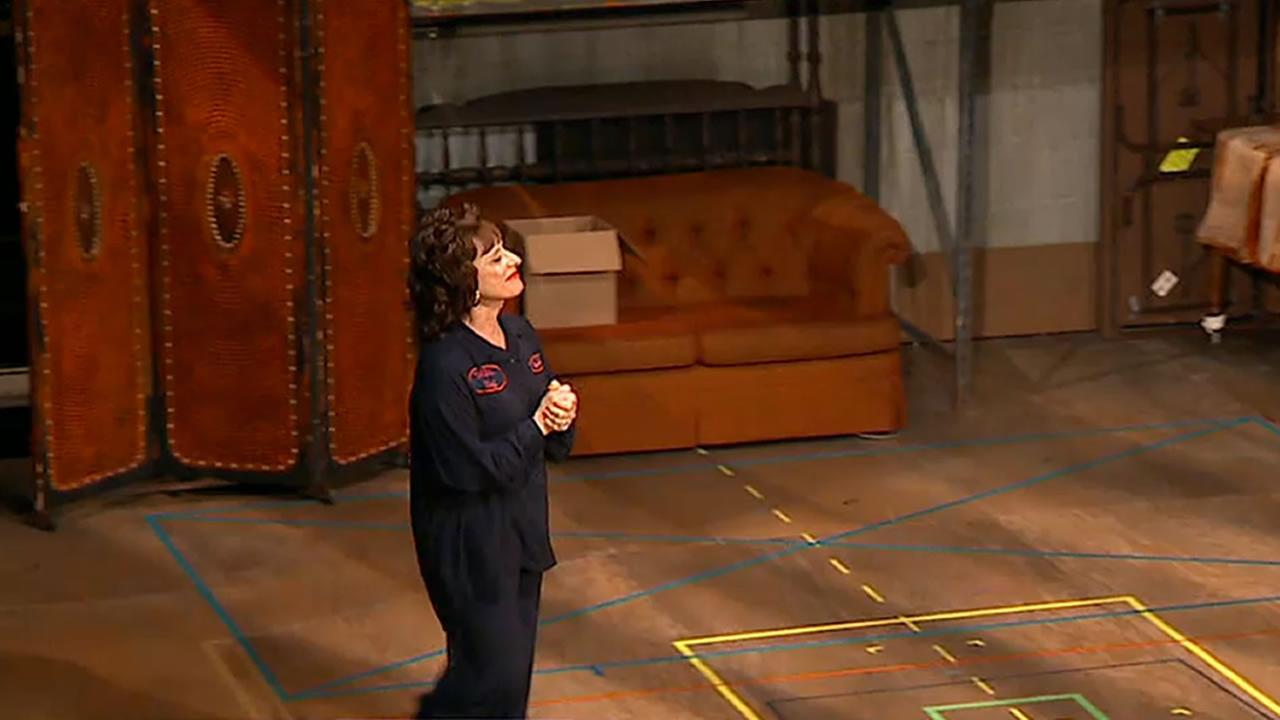 Broadway star Patti LuPone