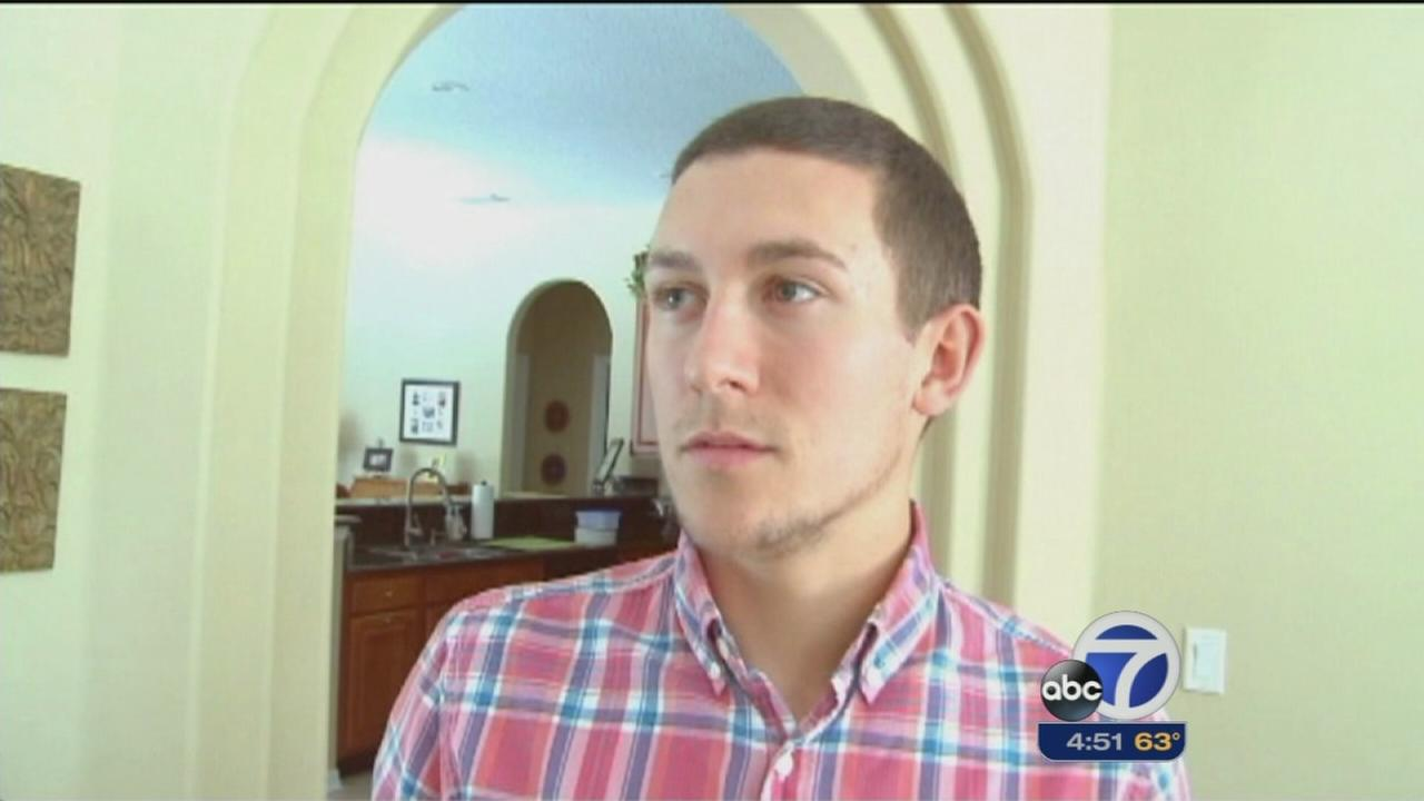 Homeless high school student named valedictorian