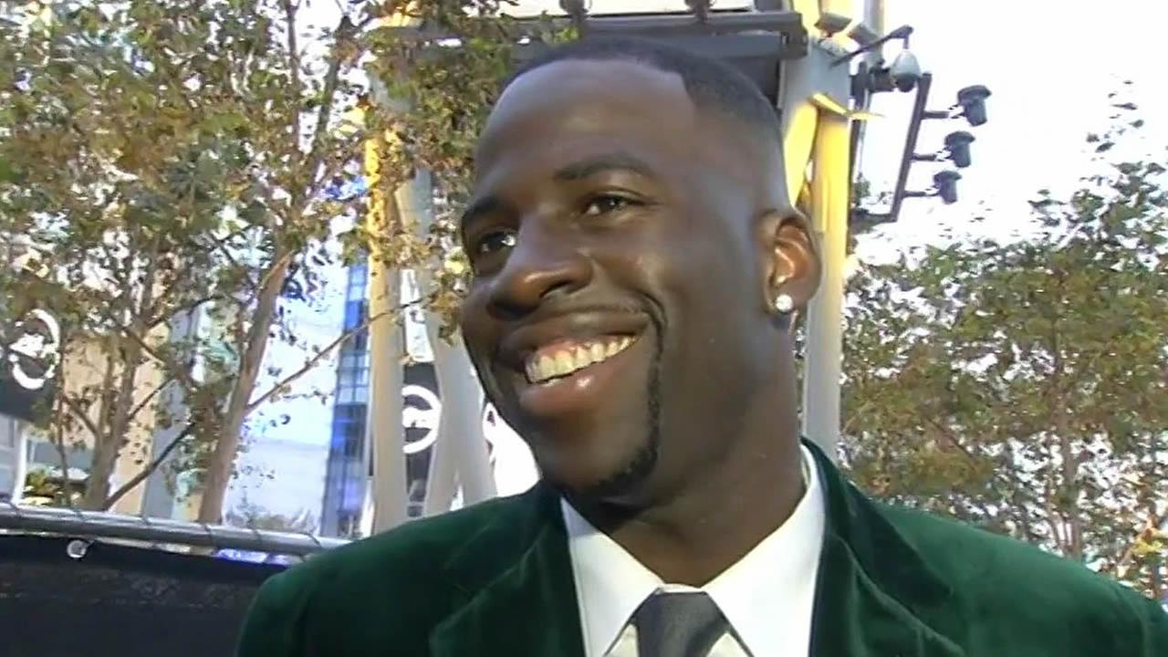 Draymond Green at the ESPYS