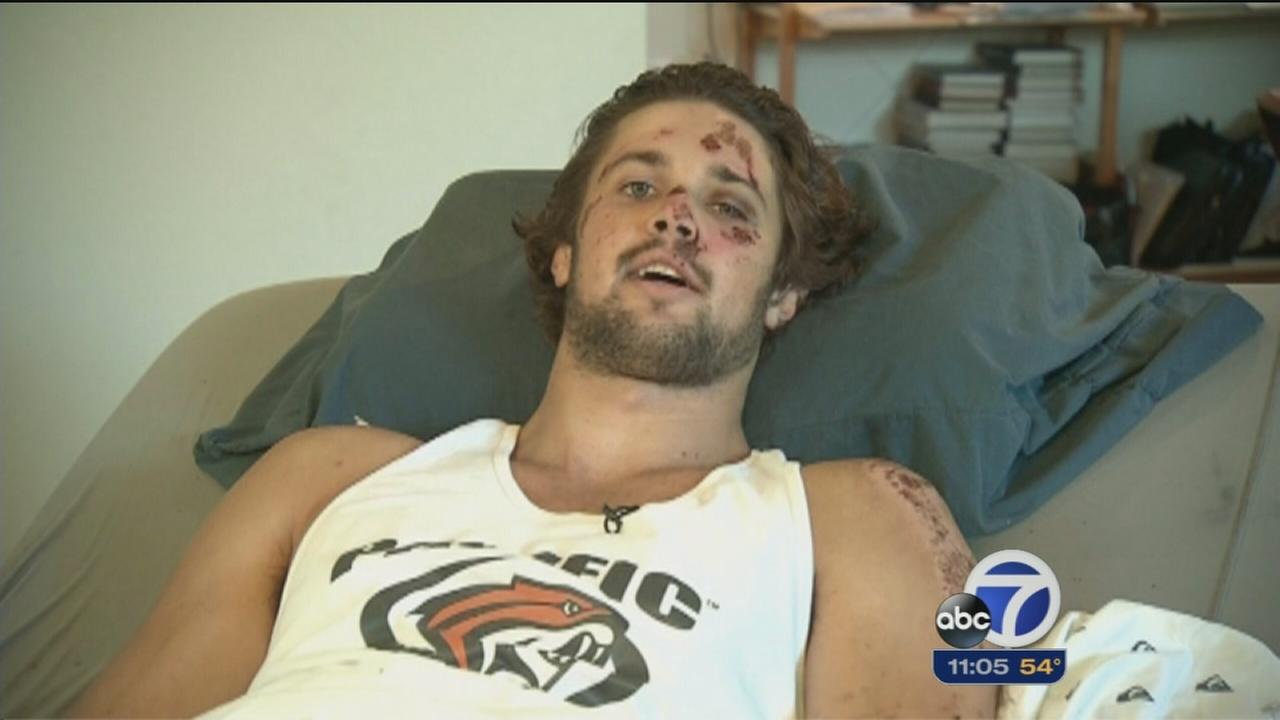 Danville man describes encounter with Isla Vista killer