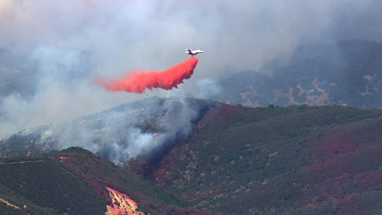 Several wildfires continue in Northern California