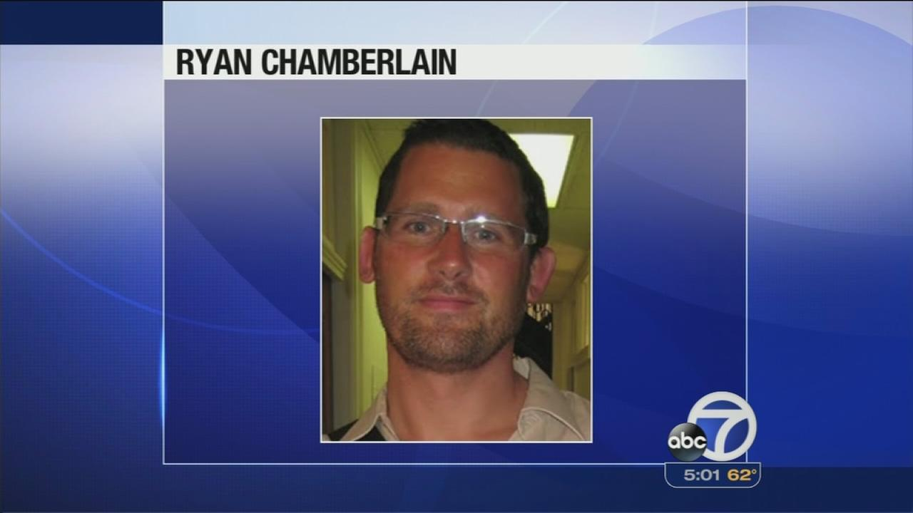 Manhunt underway for SF man who may have explosives