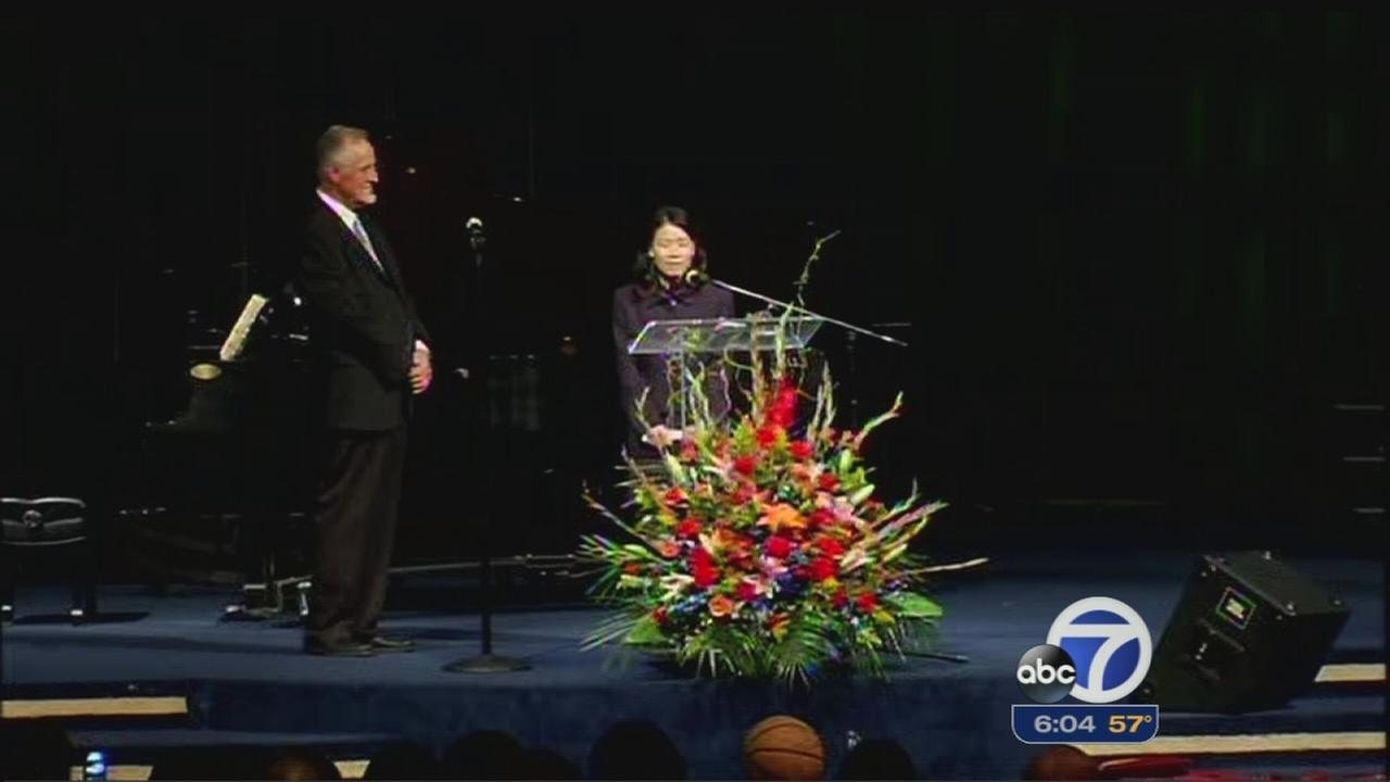 Memorial held at Fremont church for Isla Vista victim