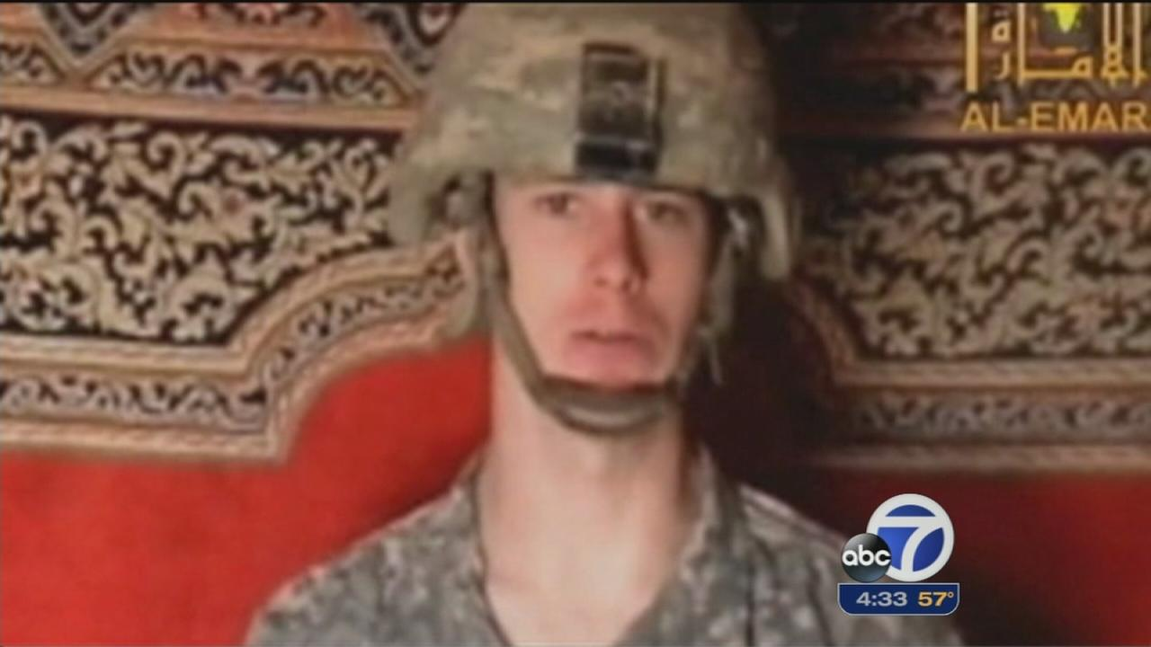 Army Sgt. Bowe Bergdahl being treated at US Military hospital