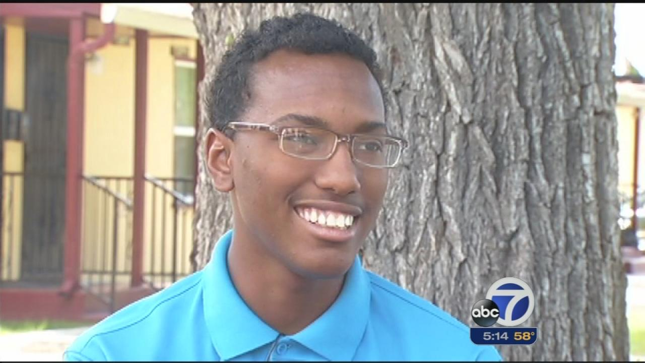 Hayward student gets accepted into dream school