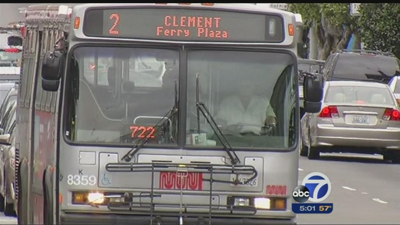 Muni riders faced ugly evening commute