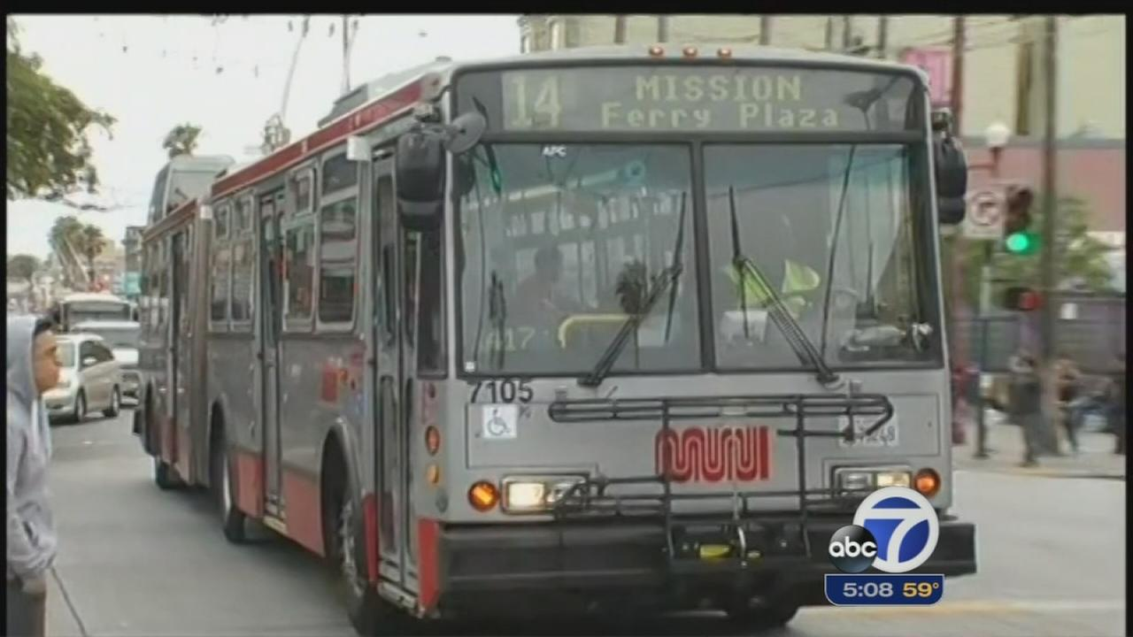 SF issues warning to Muni drivers taking part in sickout