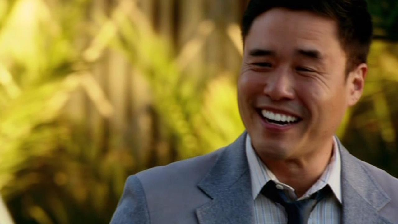 FILE - Melvin Mar is seen in an episode of Fresh Off the Boat in this undated image.