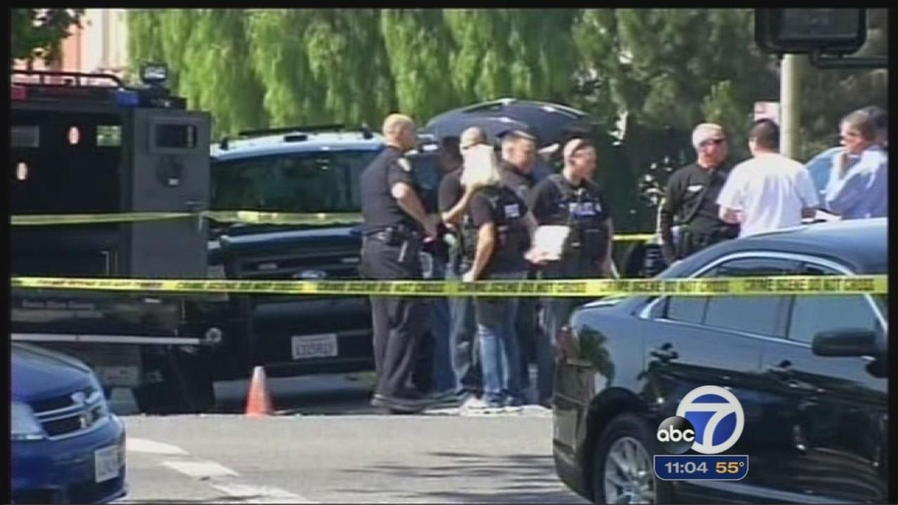 Sunnyvale murder suspect shot, killed by officers