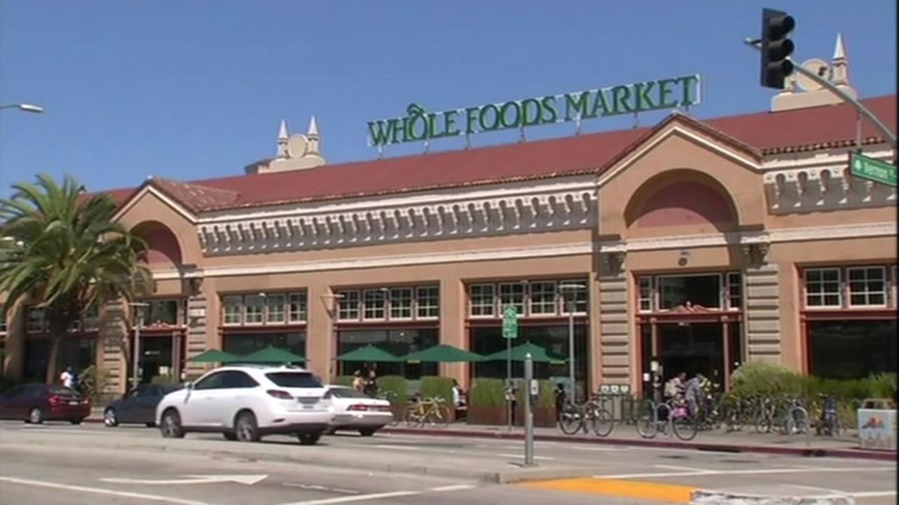 Whole Foods Market at Lake Merritt in Oakland, Calif.