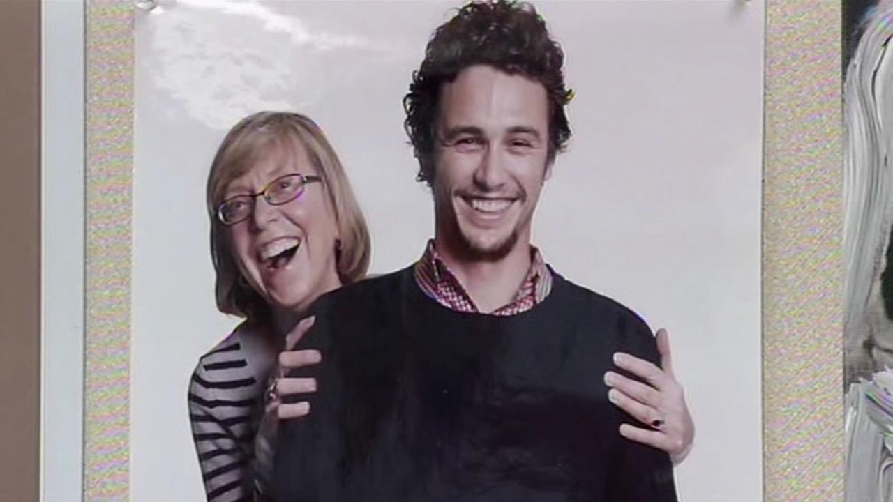 Actor James Franco and Palo Alto High School teacher Esther Wojcicki are teaming up to teach a class at Palo Alto High School.