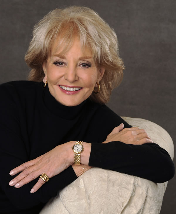 Television legend Barbara Walters will be honored Friday, May 16 with her final co-host appearance on &#34;The View.&#34; <span class=meta>ABC/ DONNA SVENNEVIK</span>