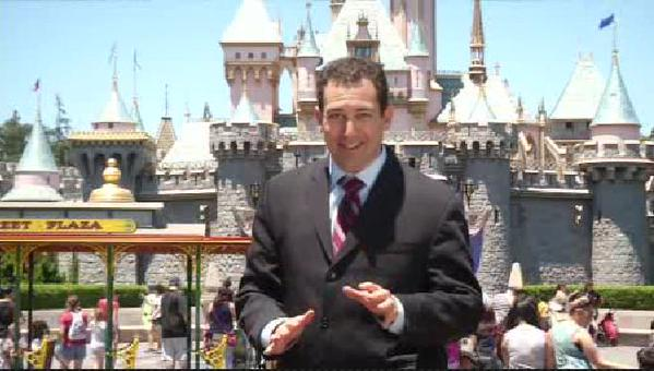 <div class='meta'><div class='origin-logo' data-origin='none'></div><span class='caption-text' data-credit='Photo submitted to KGO-TV by Jonathan Bloom/Twitter'>ABC7 News viewers and staff are celebrating Disneyland's 60 years of magic by sharing photos of themselves at the park.</span></div>