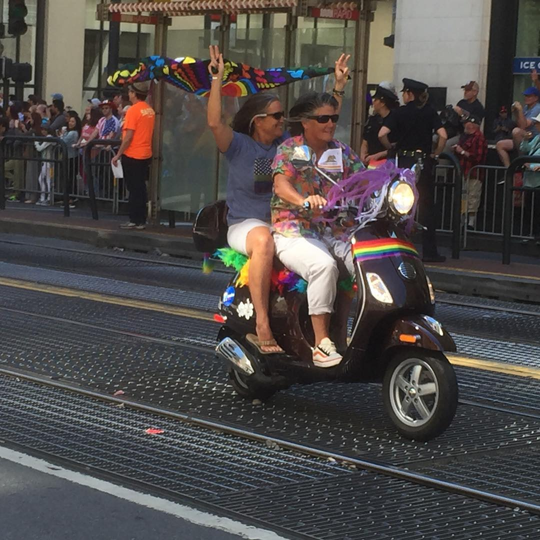 <div class='meta'><div class='origin-logo' data-origin='none'></div><span class='caption-text' data-credit='KGO-TV'>San Francisco Pride Parade on Sunday, June 25, 2016.</span></div>