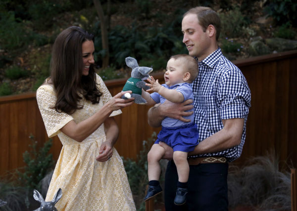 "<div class=""meta image-caption""><div class=""origin-logo origin-image ""><span></span></div><span class=""caption-text"">Kate Middleton: Though it might seem like it's been forever since the royal birth was announced, this will be the Duchess of Cambridge's first Mother's Day. (AP Photo/ David Gray)</span></div>"