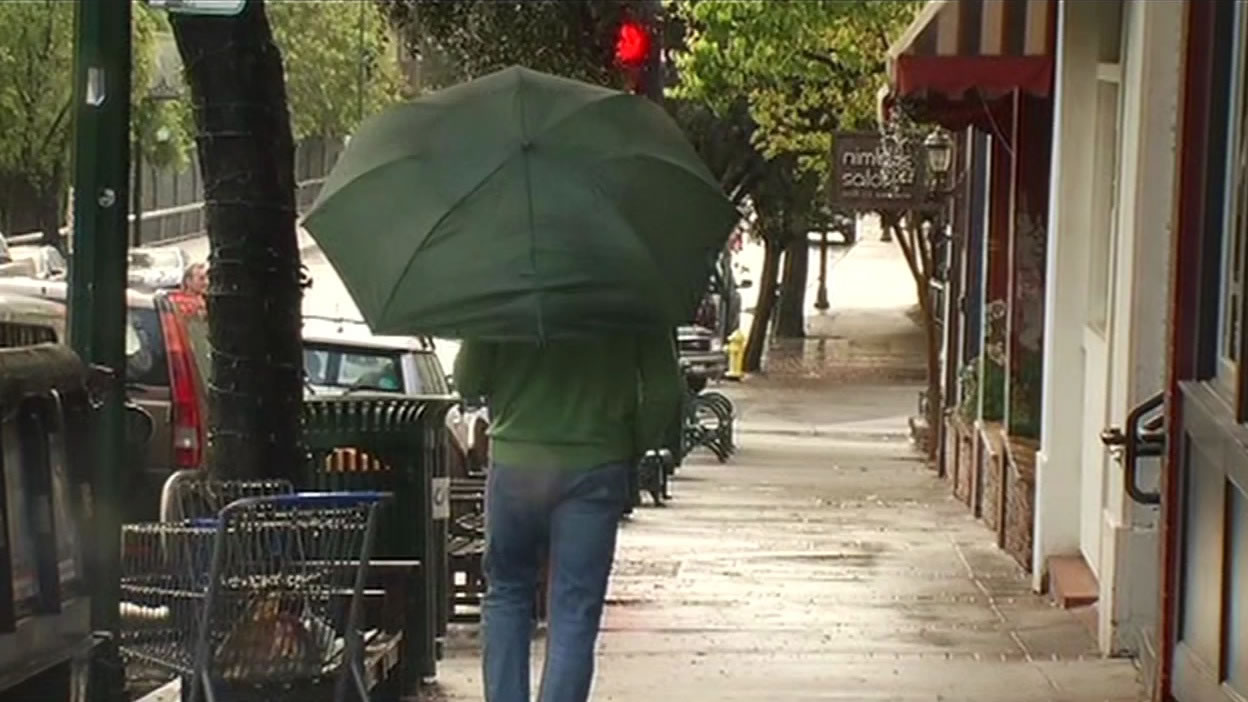 "<div class=""meta image-caption""><div class=""origin-logo origin-image none""><span>none</span></div><span class=""caption-text"">Umbrella weather in Los Gatos on Tuesday, April 7, 2015. (KGO-TV)</span></div>"