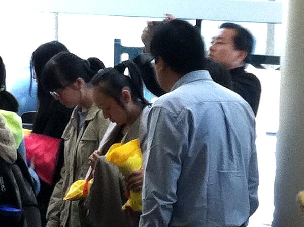 <div class='meta'><div class='origin-logo' data-origin='none'></div><span class='caption-text' data-credit='KGO'>Students who were on the Asiana Airlines Flight 214 that crashed at San Francisco International Airport on Saturday.</span></div>