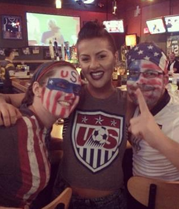 Send your World Cup fan photos to uReport@kgo-tv.com! <span class=meta></span>