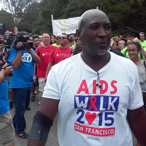 <div class='meta'><div class='origin-logo' data-origin='none'></div><span class='caption-text' data-credit='Photo submitted to KGO-TV by kimcowperthwaite/Instagram'>Thousands of people came out to AIDS Walk San Francisco in Golden Gate Park on Sunday, July 19, 2015. Tag your pics #abc7now.</span></div>