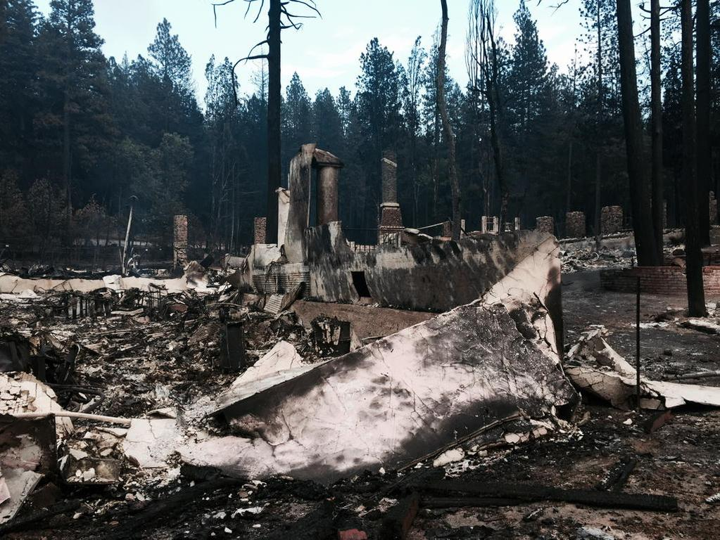 <div class='meta'><div class='origin-logo' data-origin='none'></div><span class='caption-text' data-credit='KGO-TV'>Hoberg's Resort burned in the first hours not far from where the Valley Fire started on Saturday, September 12, 2015.</span></div>