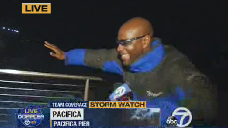 "<div class=""meta image-caption""><div class=""origin-logo origin-image ""><span></span></div><span class=""caption-text"">ABC7 News reporter Nick Smith battles the winds in Pacifica during his live news report on Thursday, Dec. 11, 2014 (ABC7 News). </span></div>"