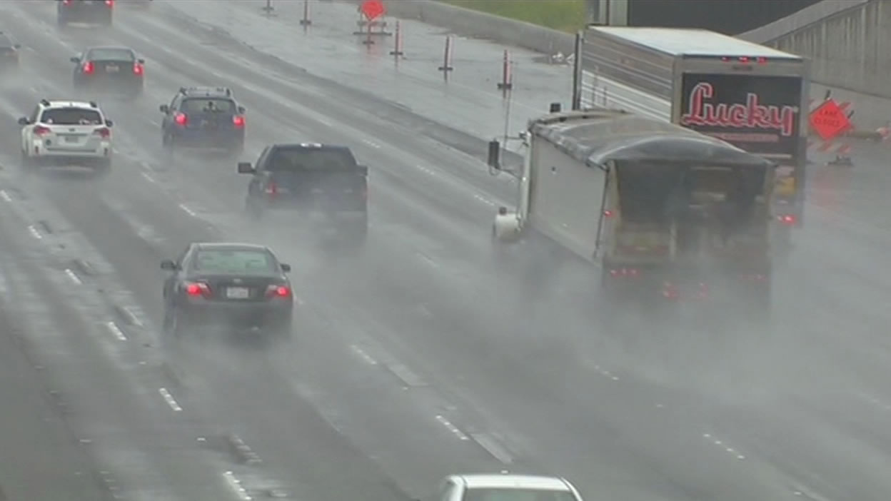 """<div class=""""meta image-caption""""><div class=""""origin-logo origin-image none""""><span>none</span></div><span class=""""caption-text"""">Slick roads during the storm that arrived in the Bay Area on Tuesday, April 7, 2015. (KGO-TV)</span></div>"""