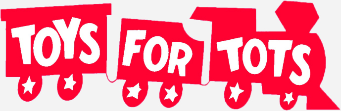 Toys For Tots Train Logo : Toys for tots abc news