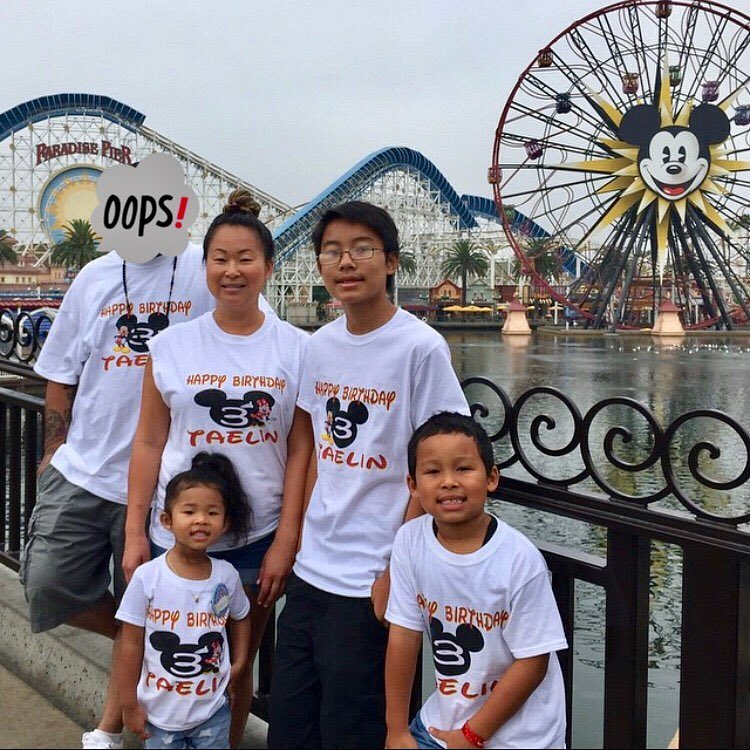 <div class='meta'><div class='origin-logo' data-origin='none'></div><span class='caption-text' data-credit='traceylais/Instagram'>The Bay Area celebrates the 88th Birthday of Mickey Mouse on Nov. 18, 2016.</span></div>