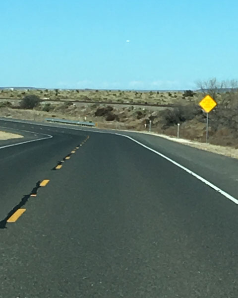 <div class='meta'><div class='origin-logo' data-origin='none'></div><span class='caption-text' data-credit='MUFON'>Marfa is famous for its UFO sightings, and this one was caught in broad daylight in January 2016.</span></div>