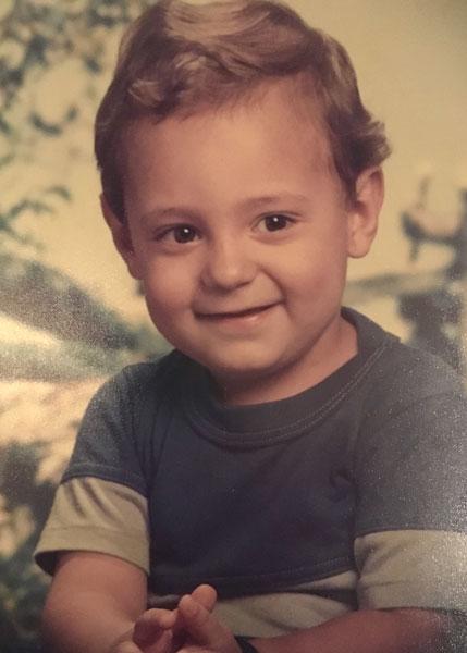 <div class='meta'><div class='origin-logo' data-origin='none'></div><span class='caption-text' data-credit=''>Steven Romo was one adorable baby!</span></div>