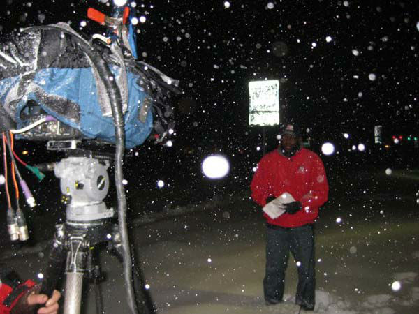 "<div class=""meta image-caption""><div class=""origin-logo origin-image none""><span>none</span></div><span class=""caption-text"">Tracy Clemons covering the snow in Charlottesville, Va. in 2009 (KTRK Photo)</span></div>"
