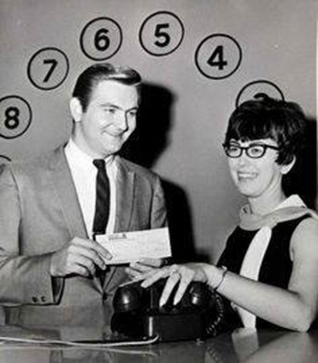 "<div class=""meta image-caption""><div class=""origin-logo origin-image none""><span>none</span></div><span class=""caption-text"">Dave Ward when he was hosting the Dialing for Dollars program right here on ABC-13 back in the late 60's. (KTRK Photo)</span></div>"