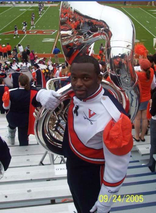"<div class=""meta image-caption""><div class=""origin-logo origin-image none""><span>none</span></div><span class=""caption-text"">Tracy Clemons played the tuba in the band at the University of Virginia (KTRK Photo)</span></div>"
