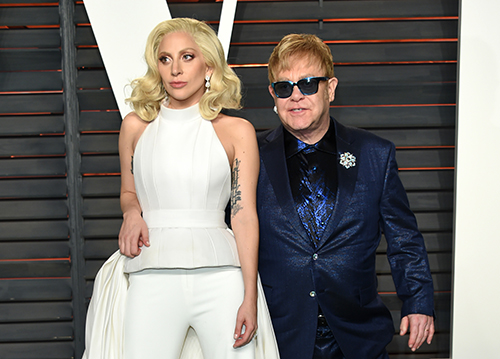 <div class='meta'><div class='origin-logo' data-origin='AP'></div><span class='caption-text' data-credit='Photo by Evan Agostini/Invision/AP'>Lady Gaga and Elton John have teamed up before, but a Super Bowl collaboration could bring their musical relationship to the next level.</span></div>