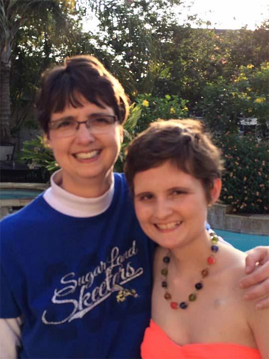 <div class='meta'><div class='origin-logo' data-origin='none'></div><span class='caption-text' data-credit=''>Photos of Alyssa Ferguson's life, and some of those whose lives she helped change.</span></div>