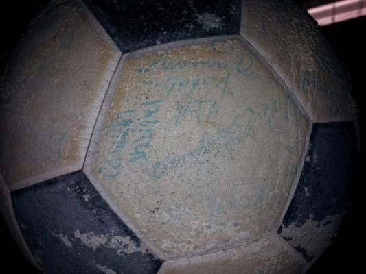 space shuttle challenger soccer ball - photo #10