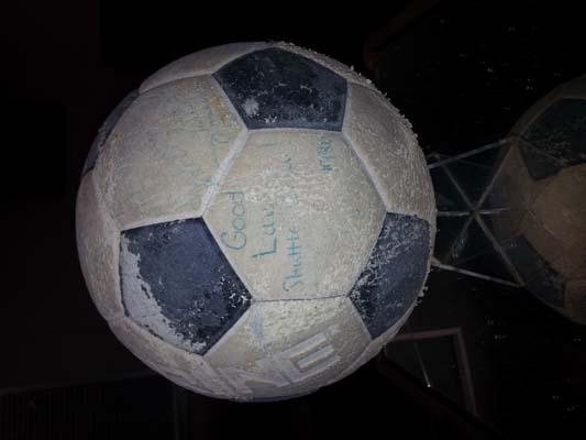 space shuttle challenger soccer ball - photo #5