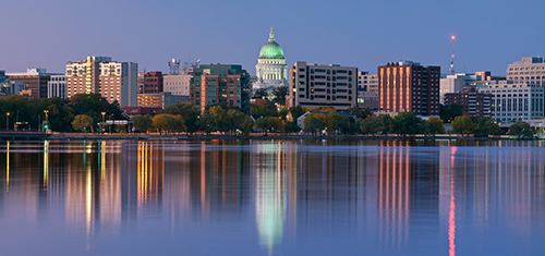"<div class=""meta image-caption""><div class=""origin-logo origin-image ktrk""><span>KTRK</span></div><span class=""caption-text"">18. Madison, Wisconsin. (Shutterstock)</span></div>"