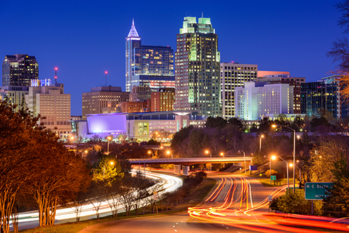 "<div class=""meta image-caption""><div class=""origin-logo origin-image ktrk""><span>KTRK</span></div><span class=""caption-text"">7. Raleigh, North Carolina (Shutterstock)</span></div>"
