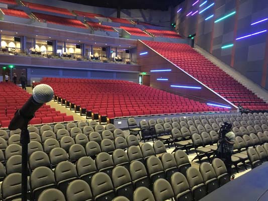 Sugar Land Concert Venue Set To Open With Jerry Seinfeld